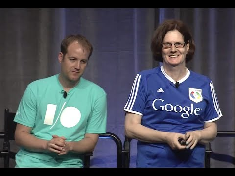 Google I/O 2014 - Making your cloud apps Google-fast