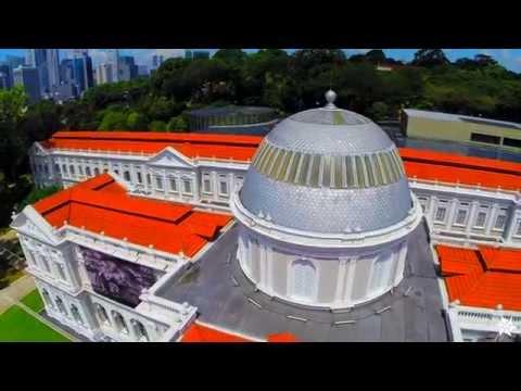 National Museum Singapore Aerials