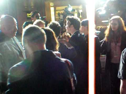 Jonas Brothers, Demi Lovato, & Others arrive on the Purple Carpet at the 3D Experience Premiere
