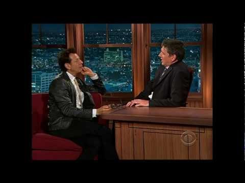 Craig Ferguson - Jeff Goldblum July 2009
