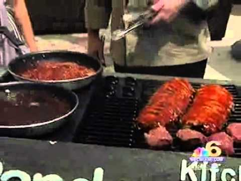 Tony Roma's Rib Grilling Tips Part 2