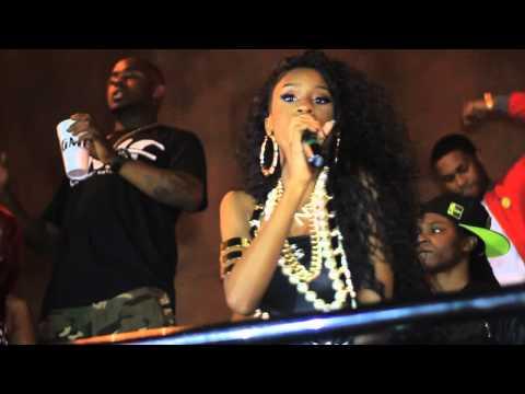 Hustle & Flow - Alexis Ayaana And Kwony Cash balenciaga Live video