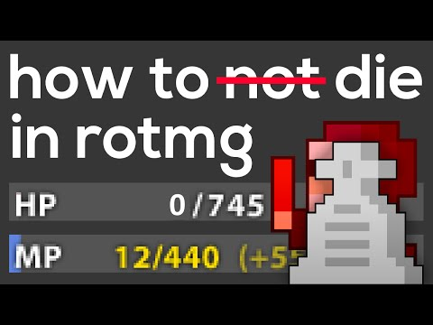 How to Die (Stacked Shots Edition) - RotMG