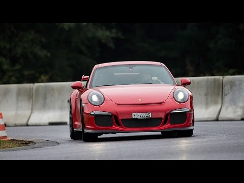 #radical14 - Thrashing around in a Porsche 911 GT3 (991)