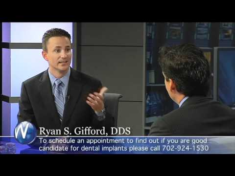 Dr. Ryan S. Gifford - Las Vegas Dental Implants