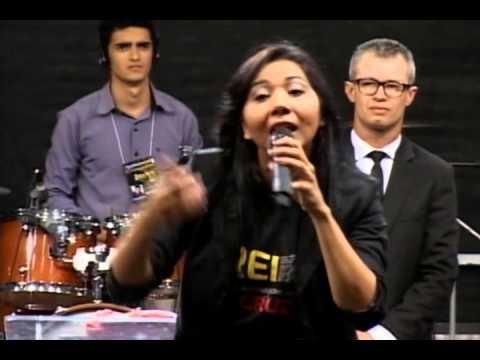 Jozyanne - UMADEB 2014 - Testemunho impactante - Entrevista