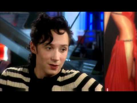 Facetime With Jeanne Beker - Johnny Weir Pt.1