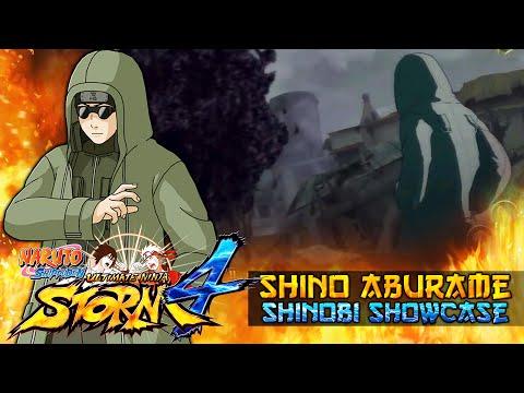 Shino Aburame Gameplay | Naruto Shippuden Ultimate Ninja Storm 4 thumbnail