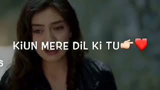 Tu Hi Hai Mera JuNooN😘❤️💋  Whatsapp StatUs