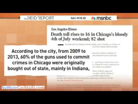 Joy Reid: Death toll due gun violence is only going to get worse because of Republicans