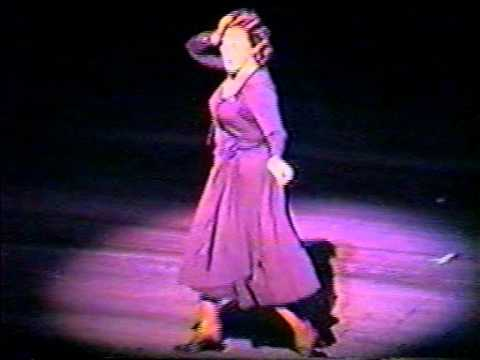 Rose's Turn {Gypsy ~ Paper Mill Playhouse, 1998} - Betty Buckley