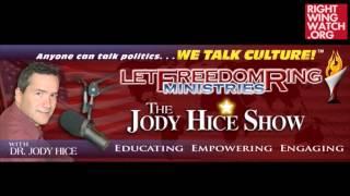 RWW News: GOP Candidate Jody Hice Blames Aurora Shooting On Secularism & Evolution