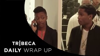 Daily Wrap Up Video    Meeting A$AP Rocky