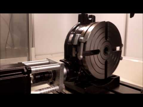A Rotary Table for the CNC G0704