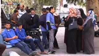 مساع لتسوية أوضاع موظفي حكومة حماس
