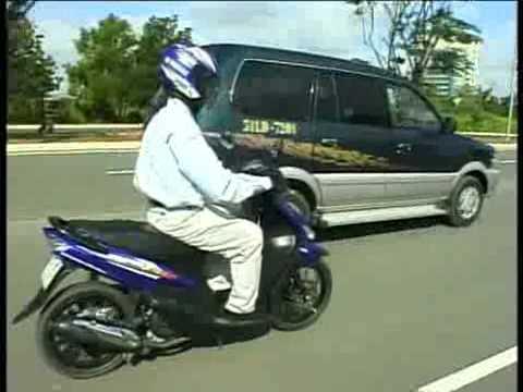 Recomendaciones de seguridad para motociclistas