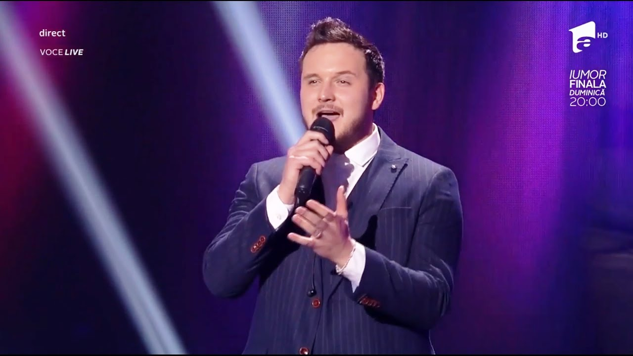 Duel: Bryan Adams - Everything I Do. Vezi aici cum cântă Marcel Roşca, la prima gală live X Factor!