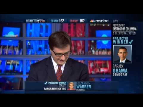 Presidential Election 2012 Coverage 8/19
