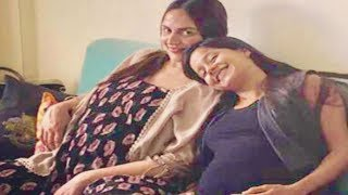 Pregnant Esha Deol flaunting her BABY BUMP