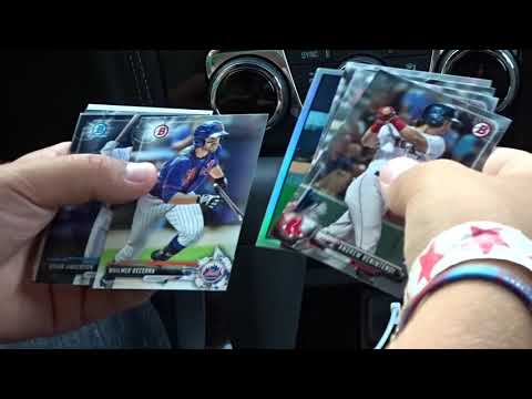 Target Baseball Card Opening Vlog!