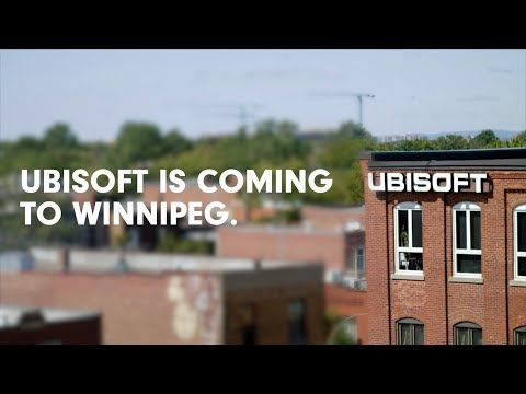 Ubisoft is coming to Winnipeg. Here's how is happened.