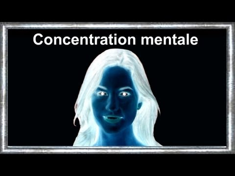Concentration Mentale Illusion d'optique Auto-Hypnose APPARITION Vidéo Jean-Luc LACHENAUD.wmv Music Videos