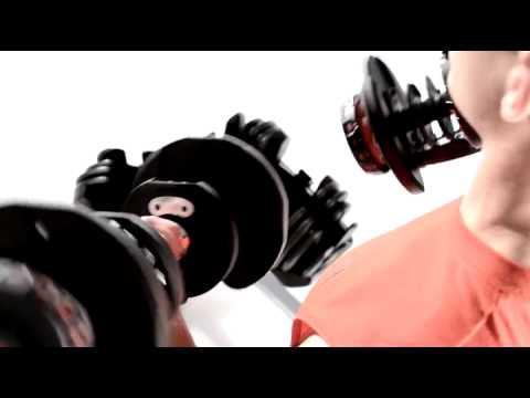 Bowflex Selecttech Dumbbell Bowflex Selecttech 552 For