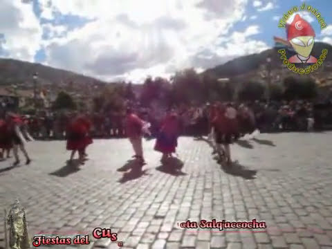 Danza Wallata Salq'accocha