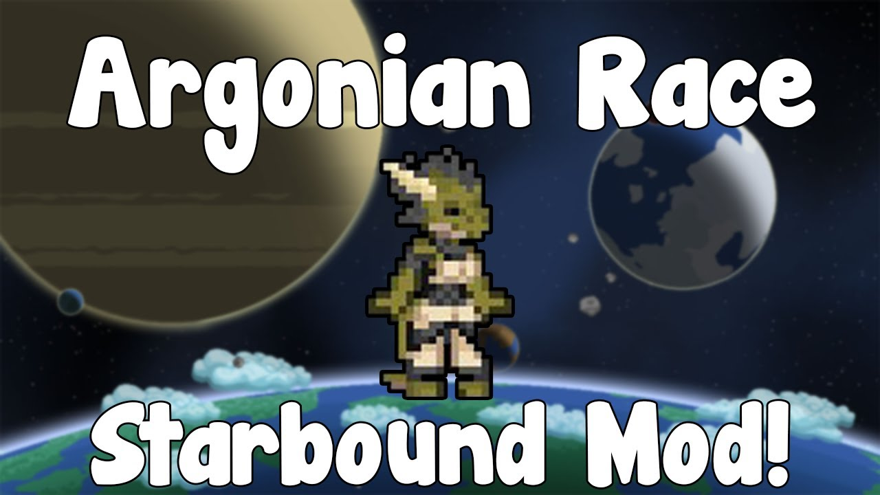 how to change race in starbound