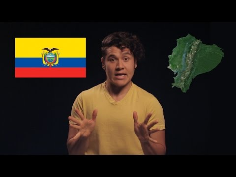 Geography Now! Ecuador