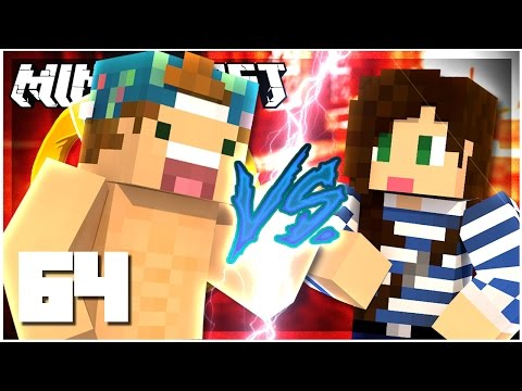 TEAM JOEY VS. TEAM STACY! | HUNGER GAMES MINECRAFT w/ STACYPLAYS! | SEASON 2 EP 64