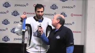 IceCaps 360: Patrice Cormier - Feb. 13, 2013