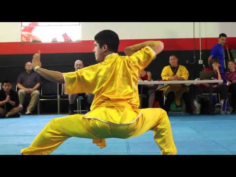 Wushu Kung Fu Tournament Costa Mesa 2012 Image 1