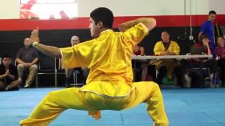 Wushu Kung Fu Tournament Costa Mesa 2012