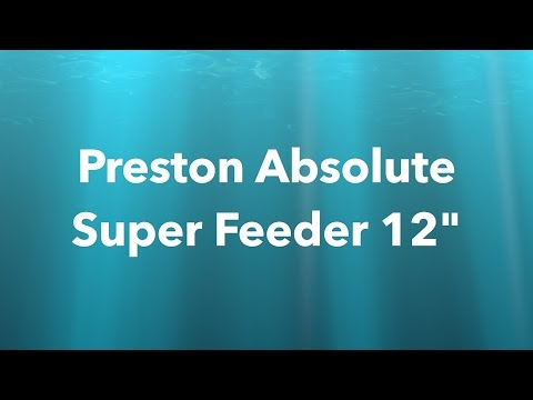 фидер absolute 12 super feeder