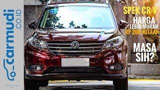 SUV Cina Turbo Rp 200 Jutaan Coba Lawan CR-V, Sanggup Nih?