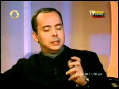 JJ Rendón entrevistado por Nitu Pérez de Globovision Parte IV