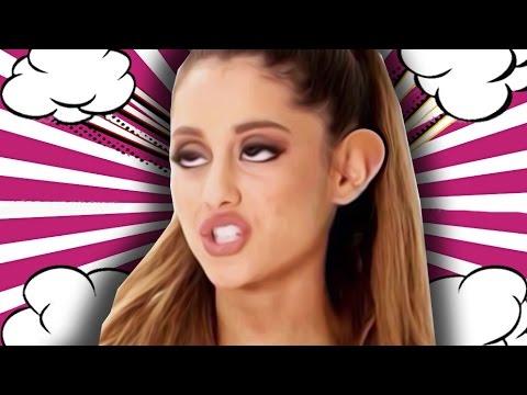 ИНТЕРВЬЮ С Ariana Grande