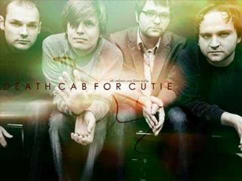 Death Cab for Cutie - Underwater