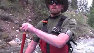 Methow, How to Raft the Chewuch