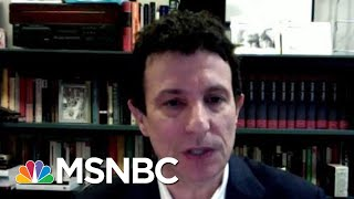 David Remnick: Trump Is A Distorting Machine For Information | Morning Joe | MSNBC