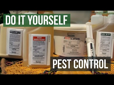 Solutions Do It Yourself Pest Control