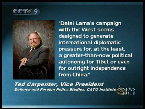 What´s behind the Obama-Dalai Lama meeting - CCTV 100219