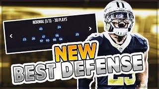 Best Defense in Madden 19 Post Patch | Nickel Normal Instant Sack