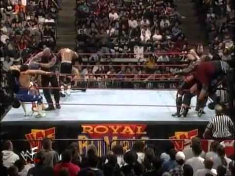 Wwf Royal Rumble 1998 [full Show] video