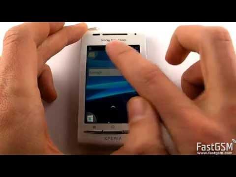 How To Unlock Sony Ericsson Xperia X8 (E15)