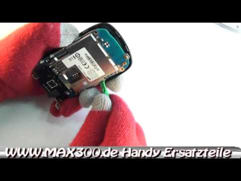 Reparaturanleitung-Samsung-GT-S5570 Galaxy Mini Display Touch Glas disassembly.mpg