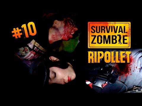 Survival Zombie Vlog #10 Ripollet - Me transformo en ZETA | SoyIttara