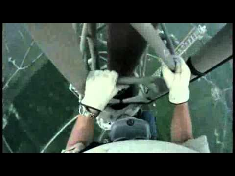 Massive Climb Up Antenna Station video