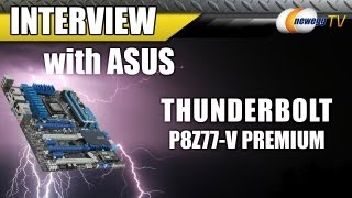 Newegg TV_ Thunderbolt Demonstration & How-To on an ASUS P8Z77-V Premium